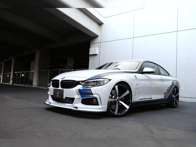 選ぶならコレ!F32/33型BMW4シリーズにおすすめのエアロパーツ特集
