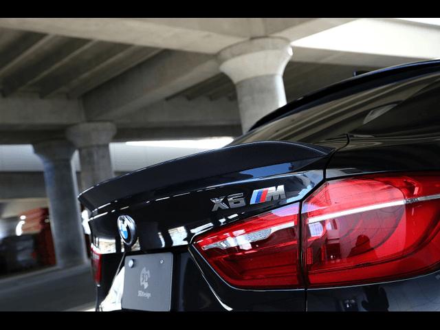 SUVだからこそつけたい!BMW X6 M用リアウイング/スポイラー特集