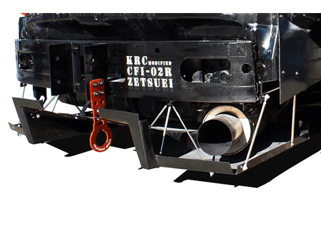 空力性能アップ!FD3S型RX-7用リアディフューザー特集!