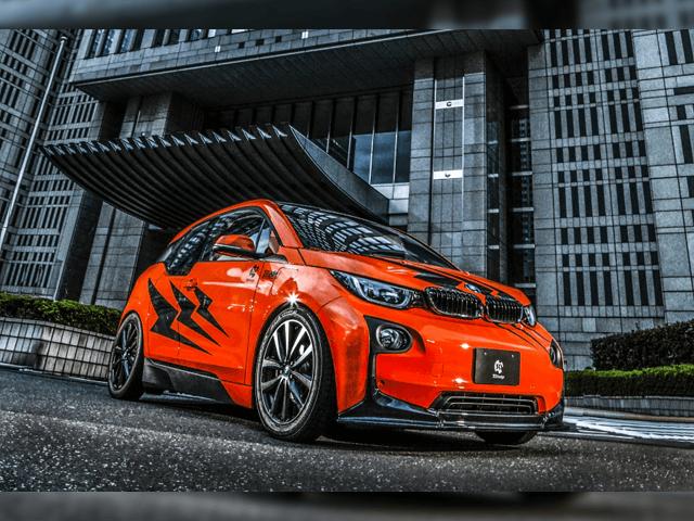 モタガレおすすめ!BMW i3用エアロパーツ特集!