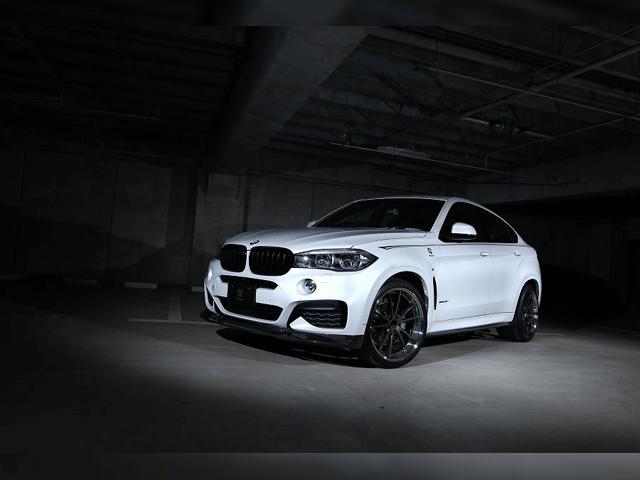 おすすめ!BMW X6(F16)用リアスポイラー/ウイング特集!