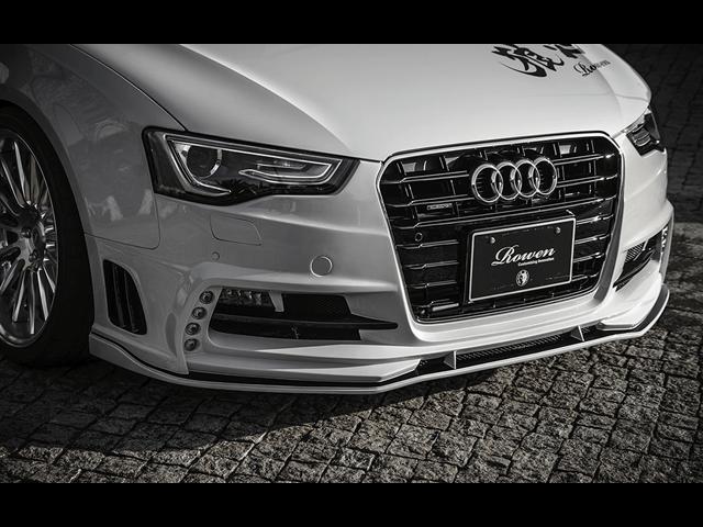 Audi A5 スポーツバックにおすすめ!カスタムパーツ特集!