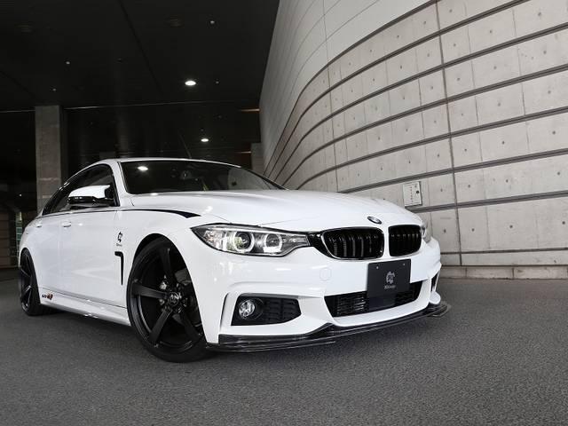 F36型BMW4シリーズグランクーペにおすすめのエアロパーツ特集