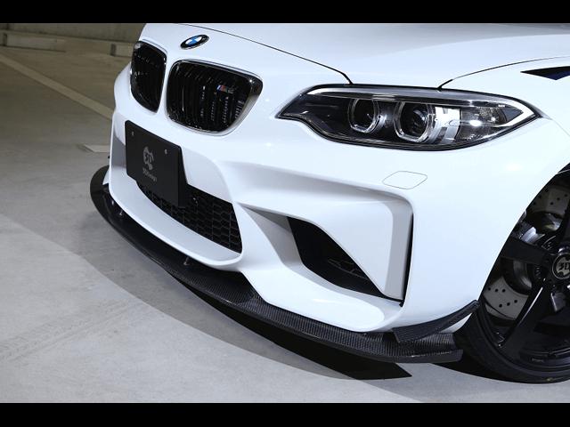 BMWのM2(F87)用モタガレおすすめカスタムパーツ特集!