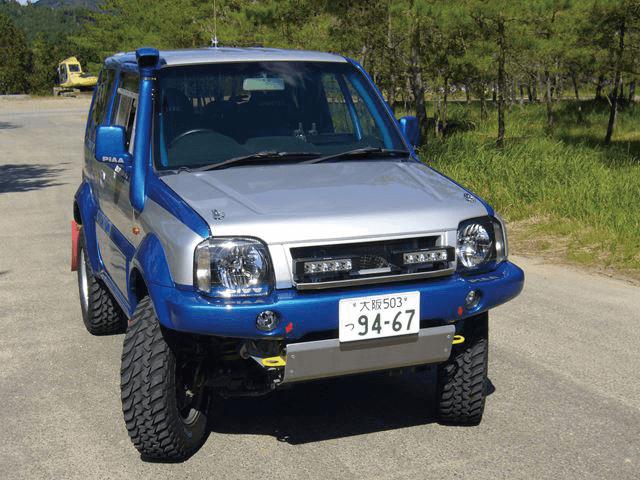 JB43型ジムニーシエラ用モタガレおすすめカスタムパーツ大特集!
