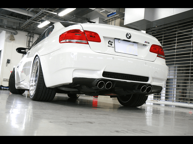 BMW 3シリーズ(E92) におすすめのリアディフューザー特集