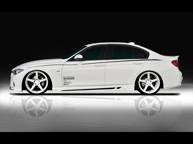 BMW 3シリーズ(F30/F31/F34)用サイドステップ特集