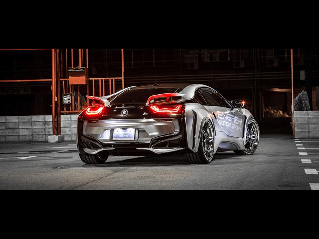 BMW i8の存在感が更に増す!おすすめのカスタムパーツ特集!