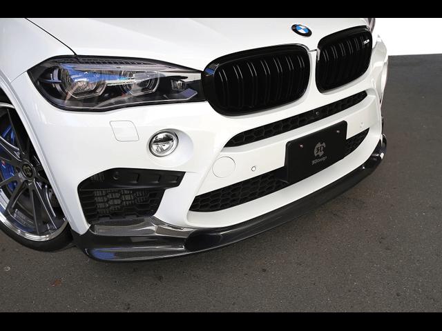 BMW X5M(F85)におすすめのカスタムパーツ特集!