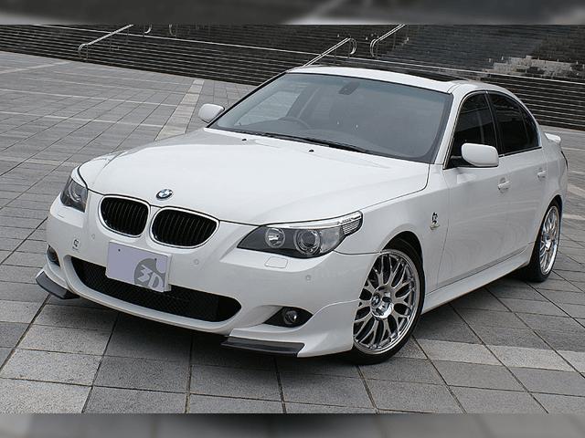 BMW5シリーズE60/E61にオススメの外装パーツご紹介!