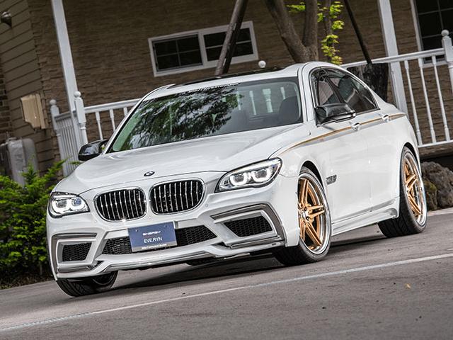 BMW7シリーズF01/F02にオススメのカスタムパーツ6選!