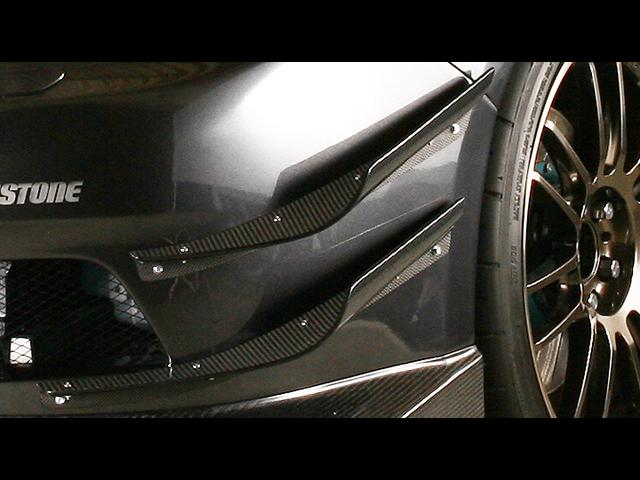 GRB/GRF型インプレッサのフロントを彩るカナード特集!