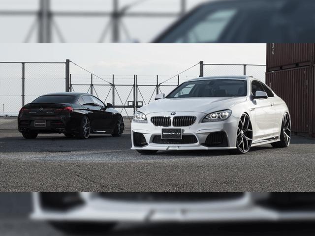 BMW6シリーズF06にオススメのカスタムパーツをご紹介!!