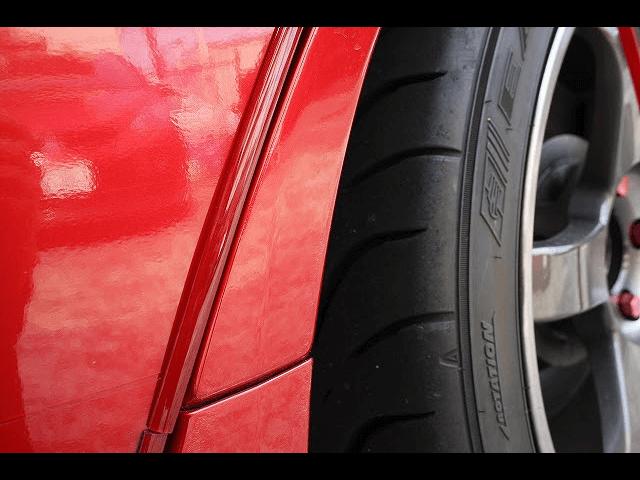 三菱ランサーエボ10の外装にワンポイント加える外装系パーツ特集!