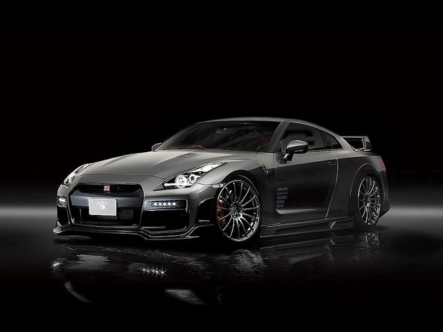 選ぶならコレ!R35日産GT-Rにおすすめのサイドステップ特集!