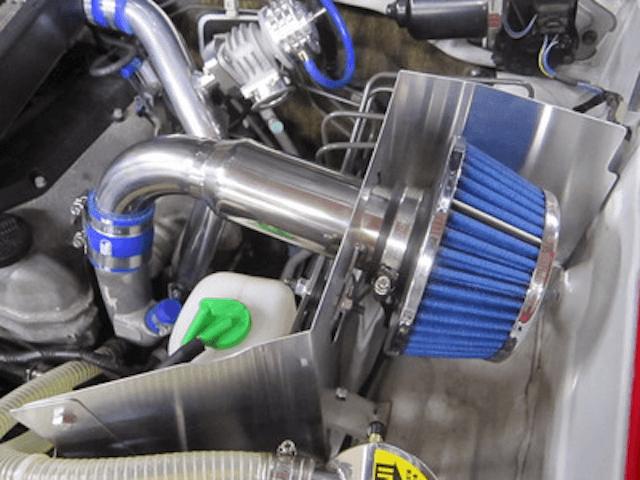 JB23ジムニーのエンジンレスポンスを向上させる吸気系パーツ特集