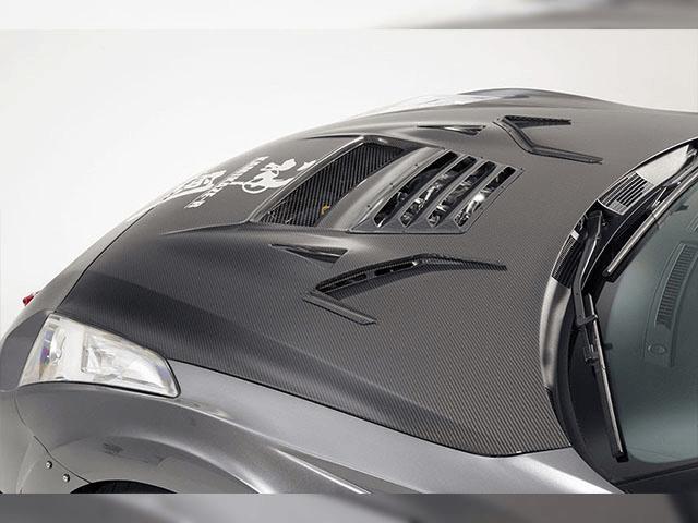 R35型日産GT-Rにおすすめ!モタガレ厳選ボンネット特集