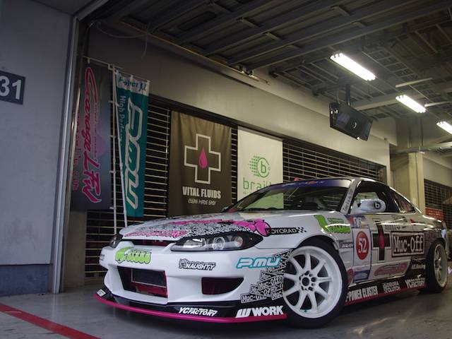 シルビアとドリフト好き大注目!わんぱくさんのショップ『Garage LFW』ってどんなお店?