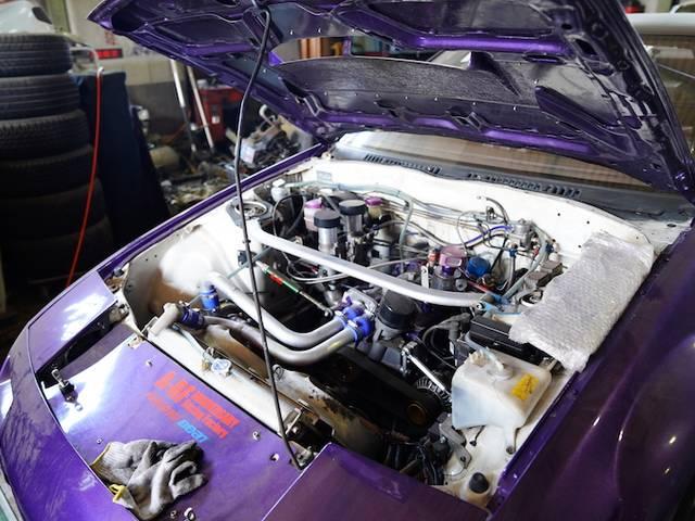 ロータリーオーナーの強い味方。マツダ車専門のチューニングショップA-RF創業秘話