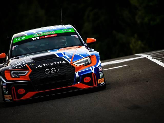 Audi Team DreamDrive Noah m-1 RACEFACTORY RS3 LMS
