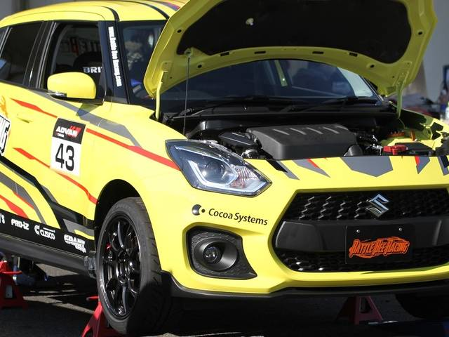ZC33Sスイフトスポーツのリミッターを解除!サーキット走行に欠かせないアイテム2選