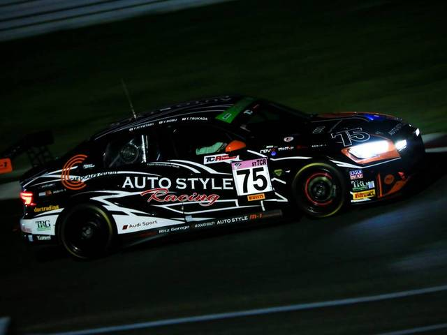 Audi Team DreamDrive Noah #75「富士SUPER TEC 24時間レース」Photo Gallery