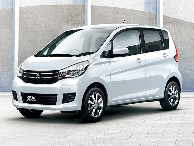ユーザーは燃費だけで車を選ばないと証明した3代目三菱 eKワゴンとは?