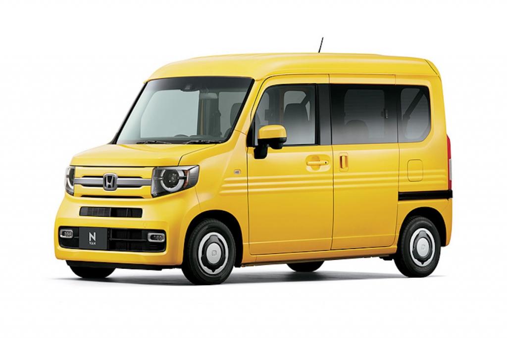 ホンダ N-VANはNシリーズ最高傑作?! 軽自動車の限界に挑戦!