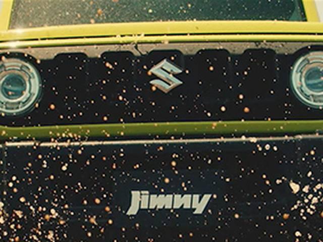 新型ジムニーデビュー!オフロード界の小さな巨人が20年ぶりのモデルチェンジ!