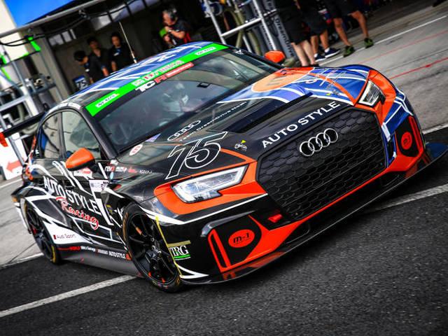 Audi Team DreamDrive Noah #75「TKU スーパー耐久レースinオートポリス」Photo Gallery