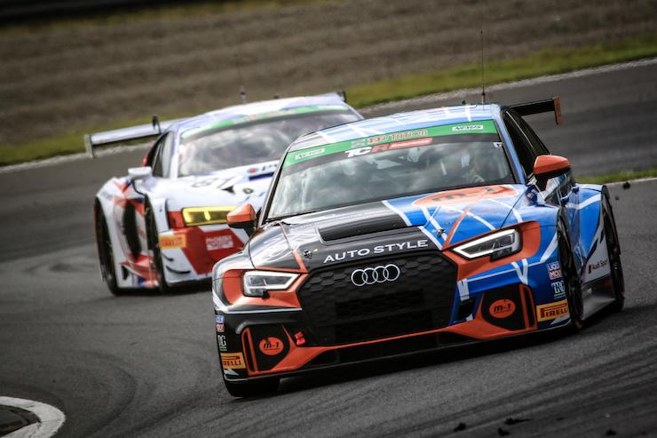 Audi Team DreamDrive Noah #75「ピレリスーパー耐久シリーズ第5戦もてぎ」Photo Gallery