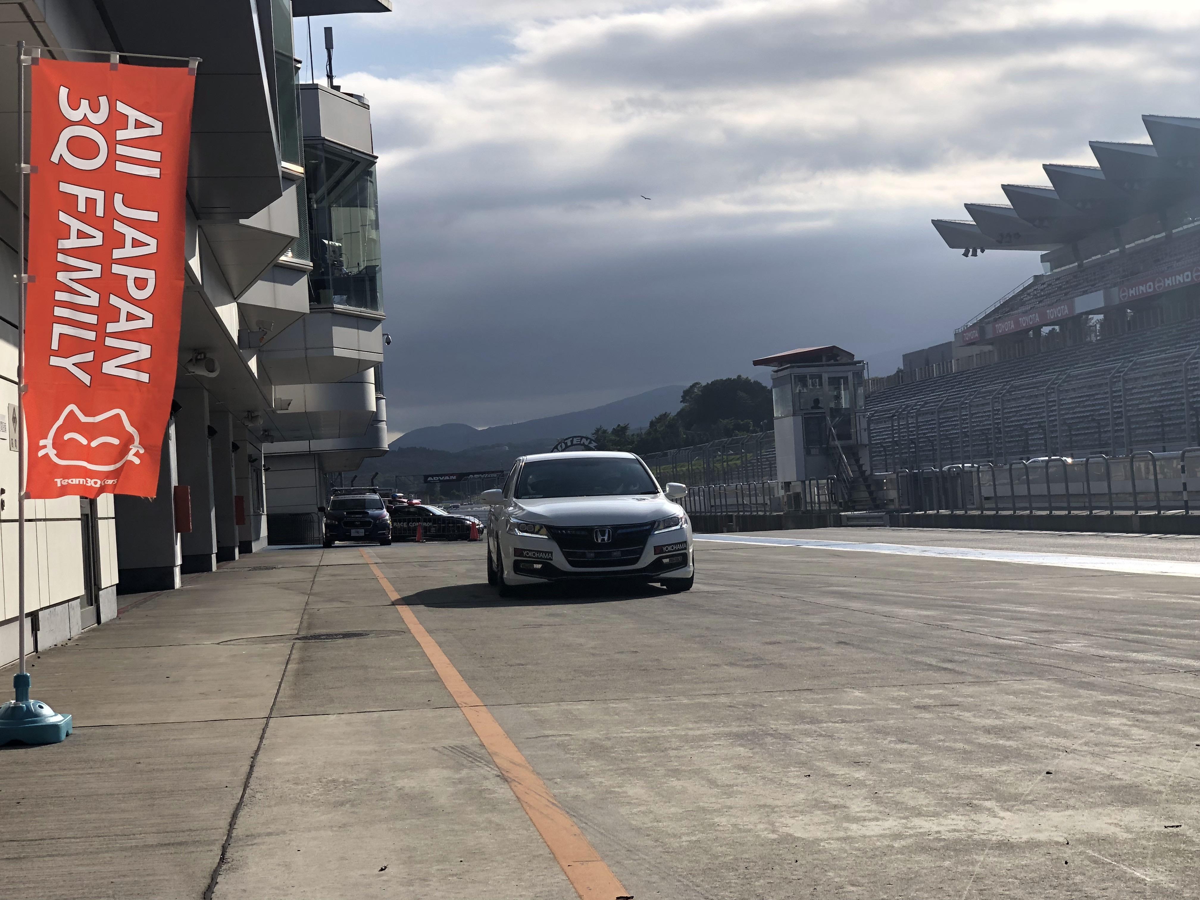 エコランレースでめちゃめちゃ強い!? 3Qファミリー全日本がECO CAR CUPで大健闘!!