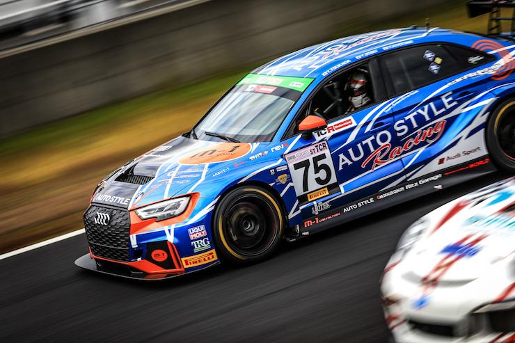 経験不足を作戦で補う、S耐最終戦岡山Audi Team DreamDrive Noahレースレポート