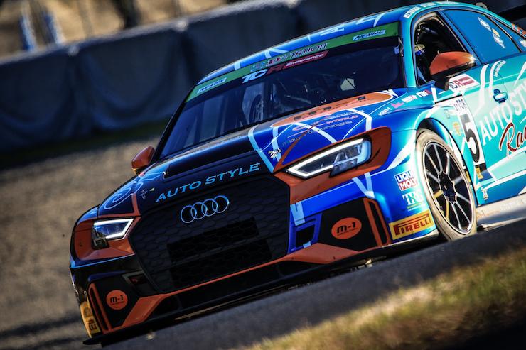 ピレリスーパー耐久シリーズ第6戦in岡山を振り返る!Audi Team DreamDrive Noah #75 Photo Gallery