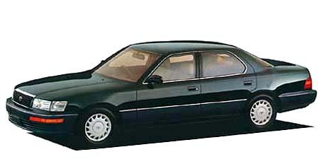 高級車の世界基準を作った国産セダン!トヨタ初代セルシオとは?