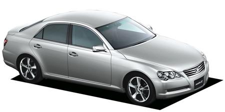 手頃な価格で手に入るV6セダン!トヨタ・マークX(120系)ってどんな車?