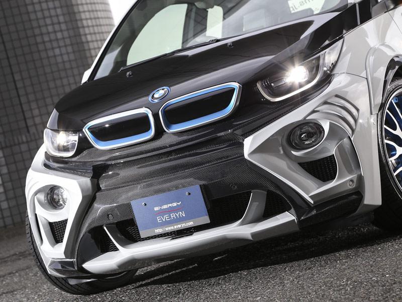 BMW i3のカスタムがアツい!オススメのパーツや維持費をご紹介!