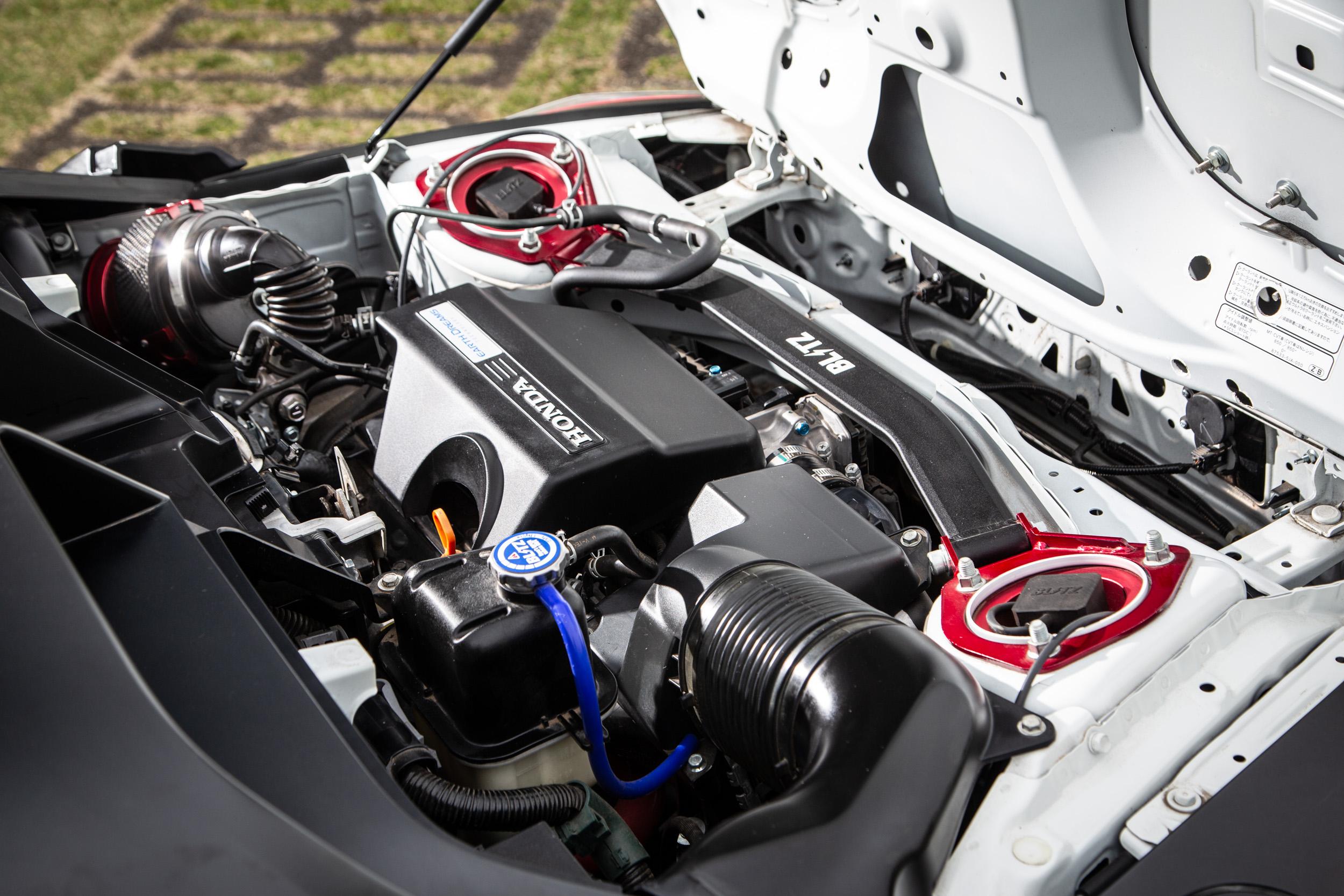 めちゃ速い!!100馬力仕様のS660は簡単に作れる!