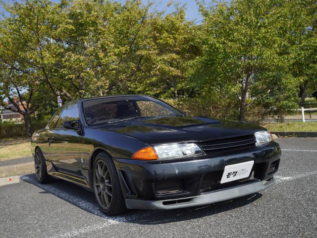 即ドリ仕様!コンディション抜群のR32スカイラインGTS-t Type Mが買える!