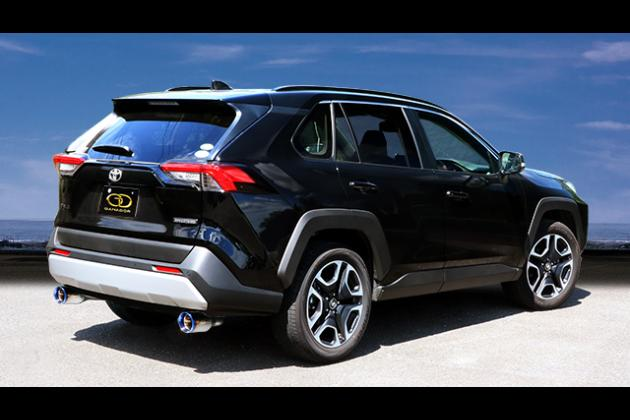Add the power of titanium to your RAV4! Amazing horsepower and improved fuel economy!