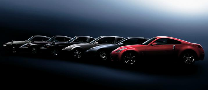 日産・フェアレディZ(Z33型)が低予算でスポーツカーを楽しみたい人にオススメな5つの理由