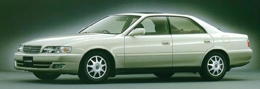今も昔もドリフトにおすすめ!トヨタ・チェイサー(100系)の中古車を今買うべき5つの理由