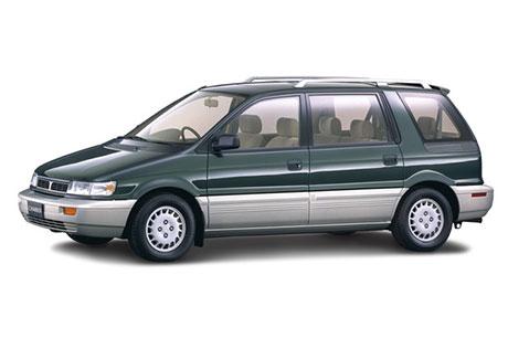 90年代のミニバンブームを牽引した名車!三菱 シャリオ(N30/40系)が取り回しに優れたクルマを探している人にオススメな5つの理由