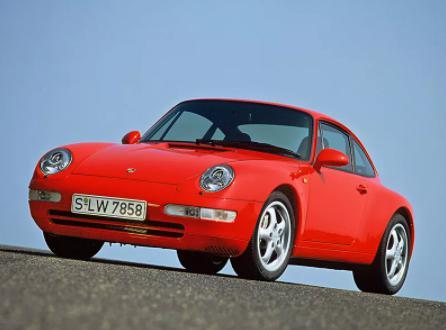 最後の空冷911!ポルシェ・911(993型)の中古車がオススメな5つの理由