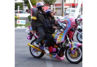 これは違法改造なの?暴走族のバイクから見るバイクの車検適合について