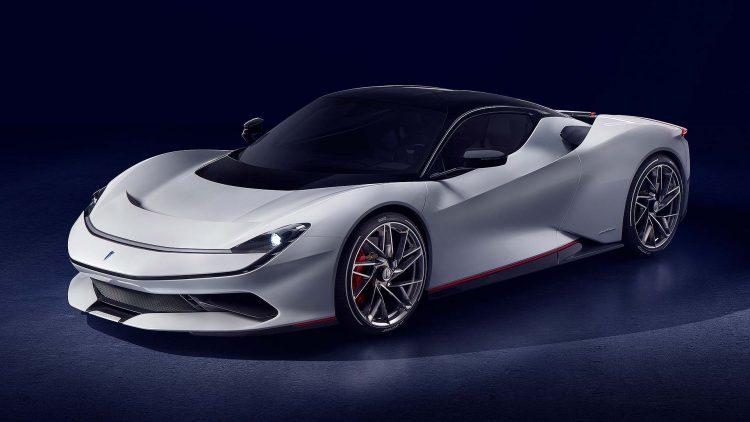 0-100km/h加速は2秒以下!F1より速い驚異のハイパーEV