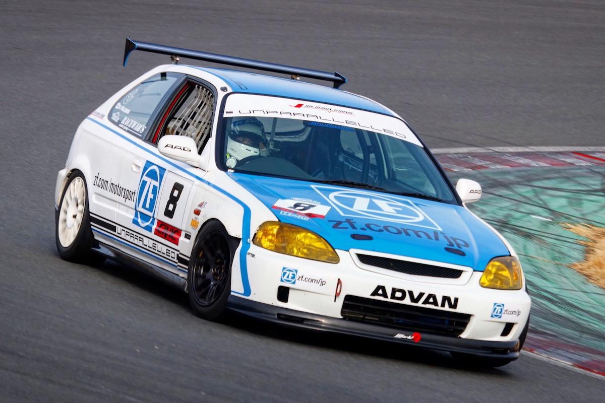 ホンダEK9 シビックタイプR Motorz Garage