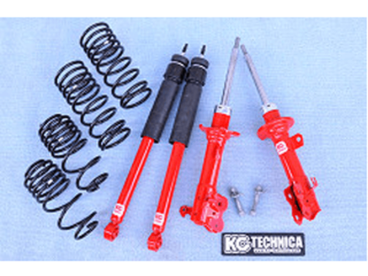 KC TECHNICA製GTサスキット[群サイG]