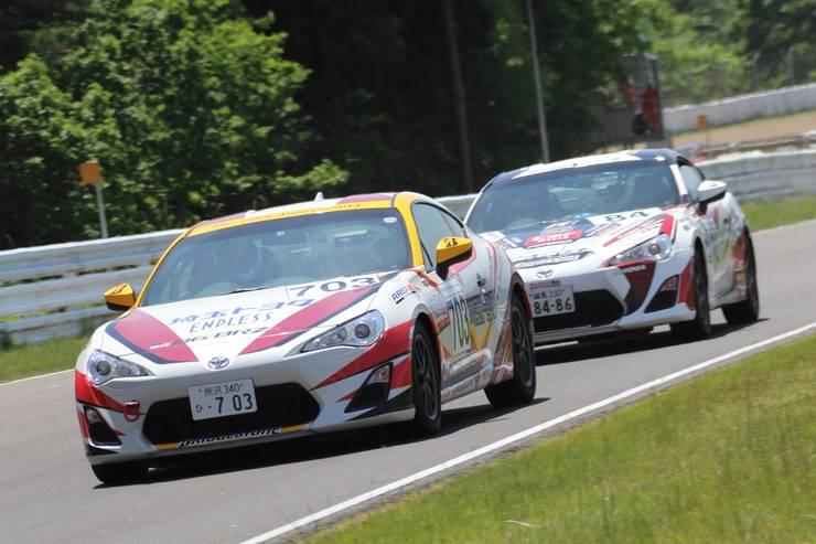 トヨタ86レーシング