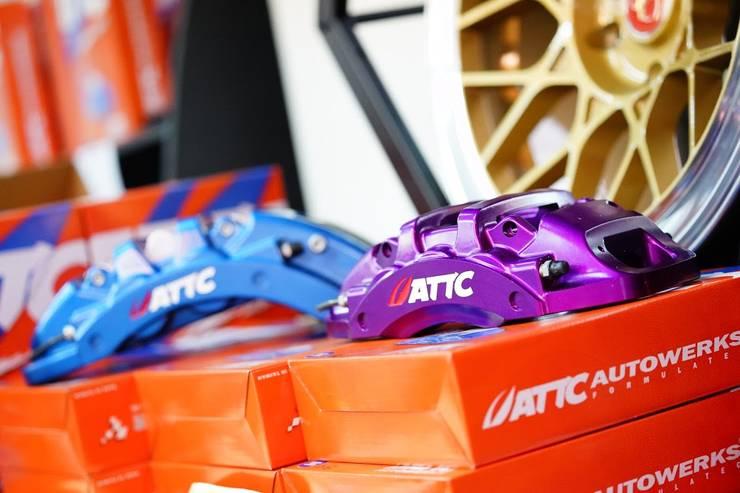 ATTCモノブロックキャリパー